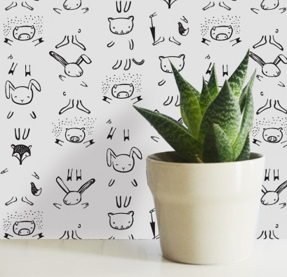 How to stop your kids from drawing on the walls? Actually, don't.