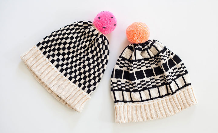All Knitwear Handmade Hats | Cool Mom Picks