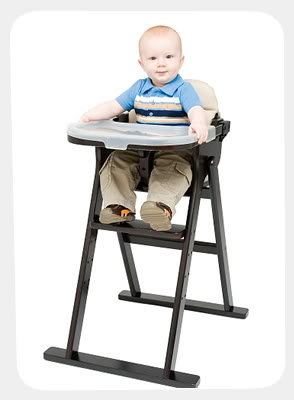 Anka from Svan: Affordable high chairs that don't scrimp on style