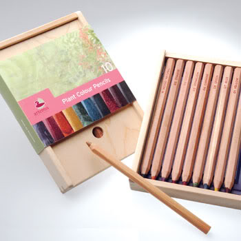 Not your ordinary colored pencils