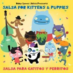 Mama loves salsa, and now baby can too