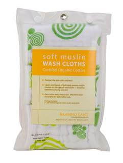 Just when you thought there was nothing new in the world of baby wash cloths