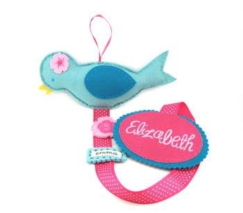 The Blue Bird of Barrette Organization Happiness