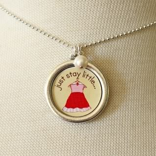 The perfect little-girl necklaces from Bel Kai Designs
