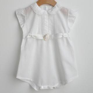 Vintage baby clothing from the last depression to help cheer up this one?