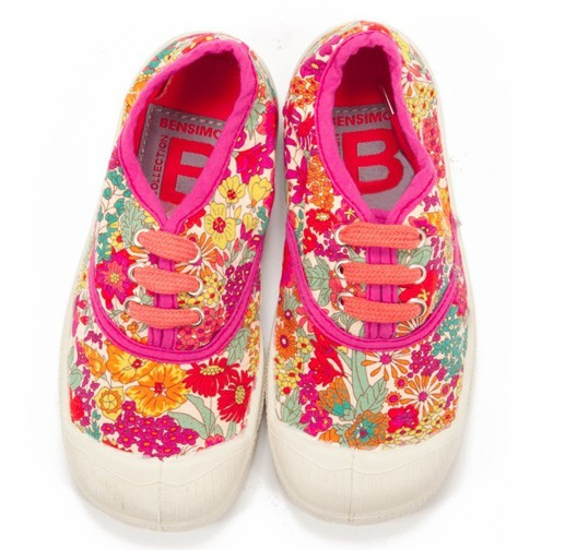 Let your children's feet do the happy spring dance in super cool new sneakers
