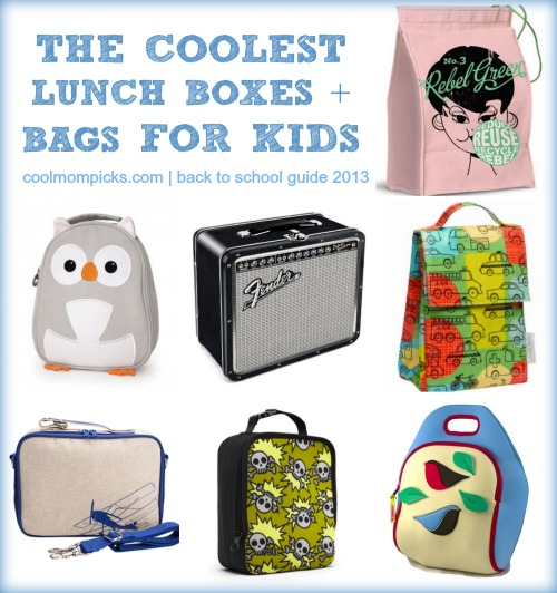 The best lunchboxes and lunch bags: Back to School Guide 2013
