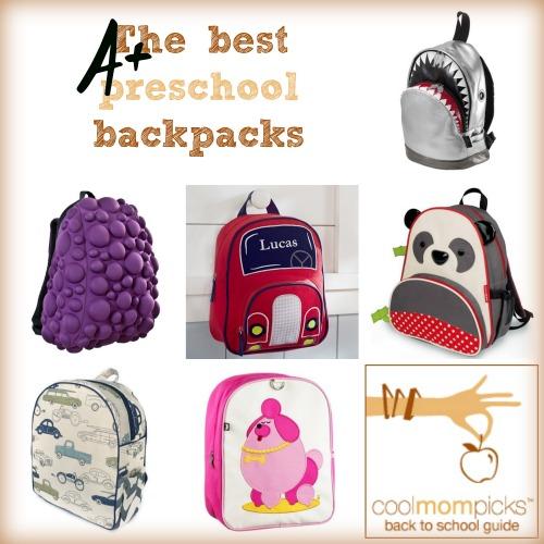 Best preschool backpacks: Back to School Guide 2013