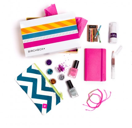 Birchbox limited edition box for teens: A great value for the budding cosmetics junkie