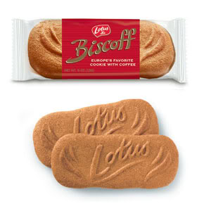 Our secret stash of airline cookies! Revealed!