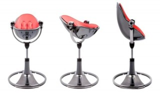 the fresco chrome from bloom is one hot high chair | cool mom picks
