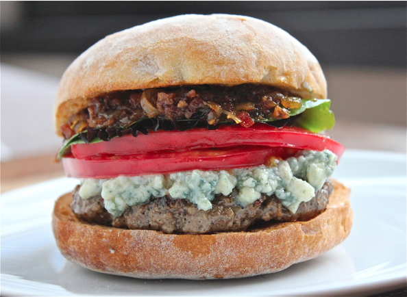 7 sizzling summer burger recipes