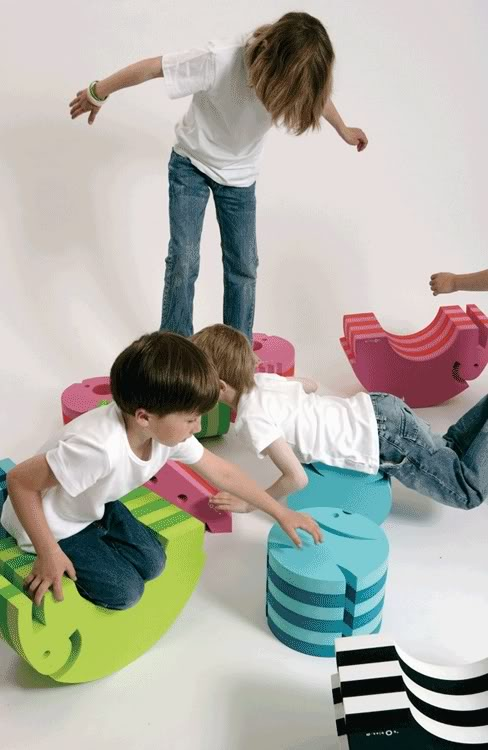 bObles: Furniture For Your Kids' Minds