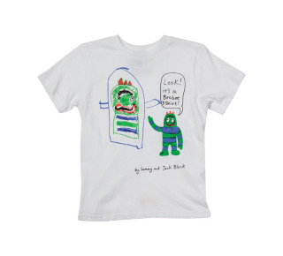 Volcom, Yo Gabba Gabba and Jack Black = skate culture awesomesauce