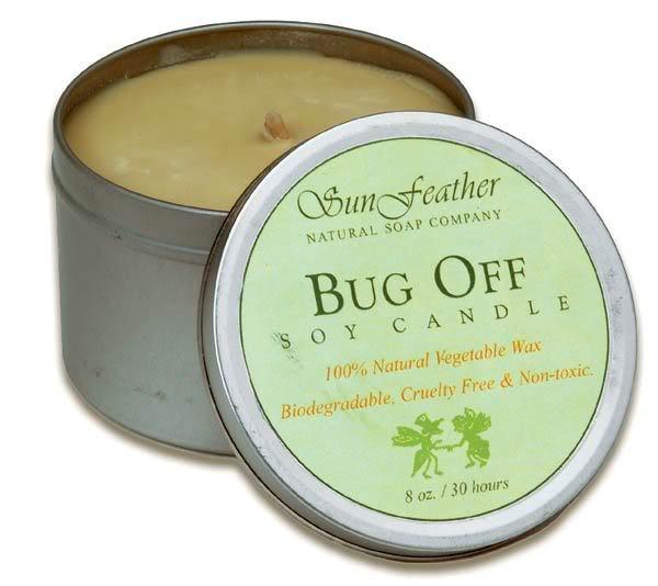 Bug-free, DEET-free, worry-free