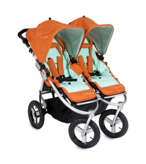 Bumbleride Indie Twin – Redefining the Double Stroller