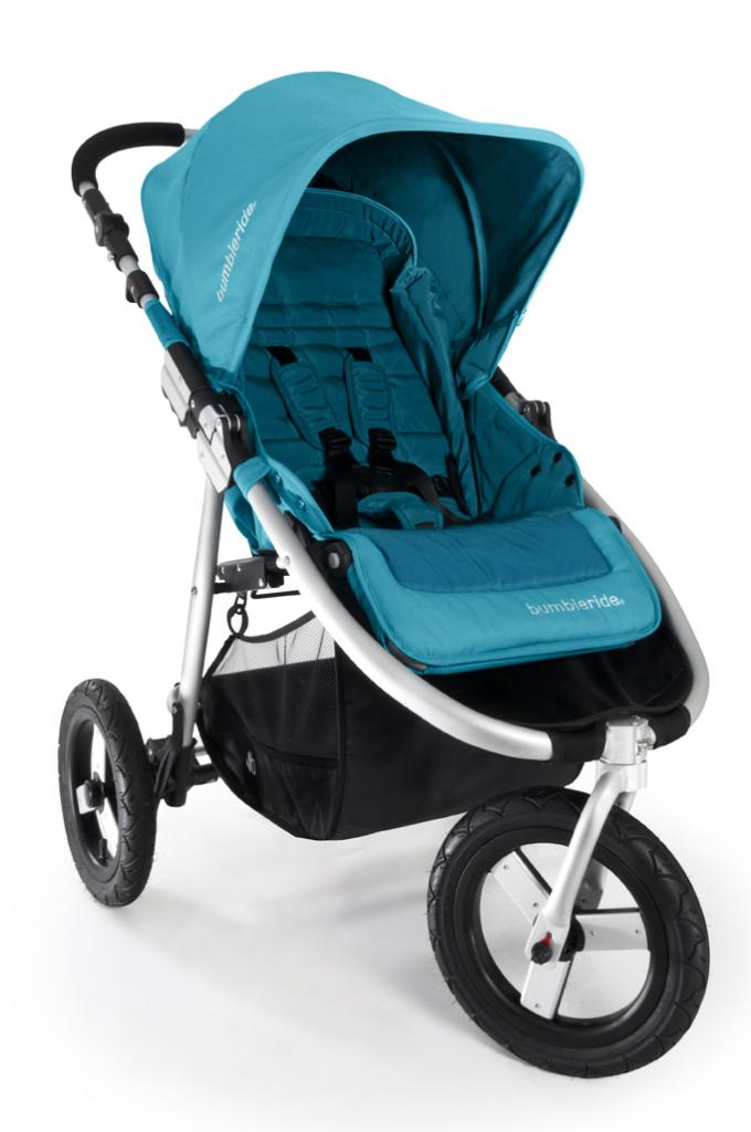 Bumbleride Indie: Is it too dated to call it the Cadillac of strollers?