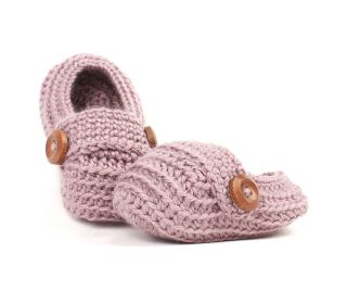 Booties that will warm your baby's toes (and your heart)