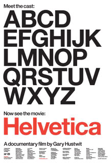 """Helvetica"" – It made me laugh, it made me cry, it made me spell"