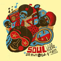Little Monster Records – Giving the Kids Some Soul