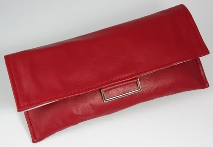 A clutch that has absolutely nothing to do with diapers