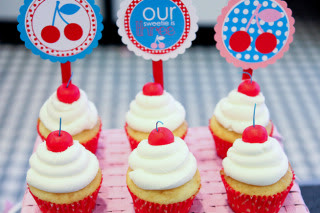 Food themed birthday parties for kids. AKA No dessert until you finish your milk and cookies.