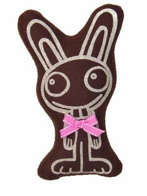 Chocolate Bunnies Without the Sugar Hangover