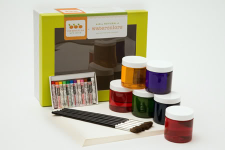 Real art kits for real kids