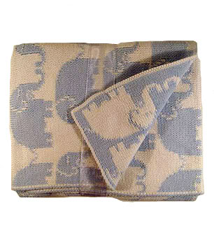 Baby blankets that are soft on the eyes, skin and wallet