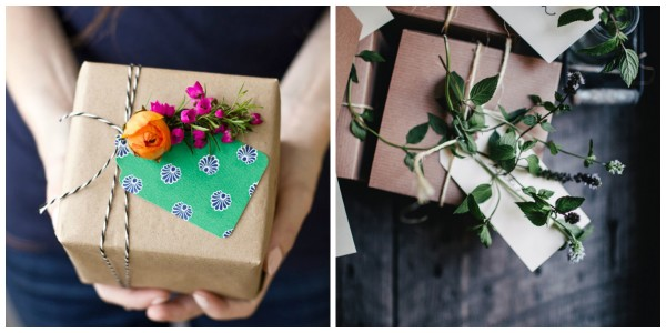 Gift Wrap Ideas | Cool Mom Tech