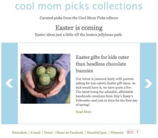 Introducing the Cool Mom Picks Collections page –  Just what you need, when you need it