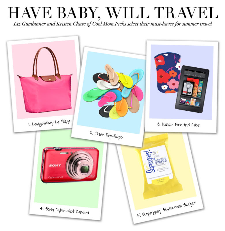 5 must-haves for chic summer travel