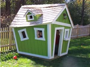 Kids' playhouses that make your backyard the most coveted real estate on the block