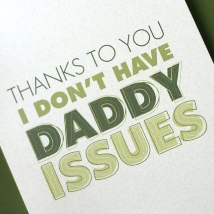 Handmade Father's Day cards – only not by your own hand