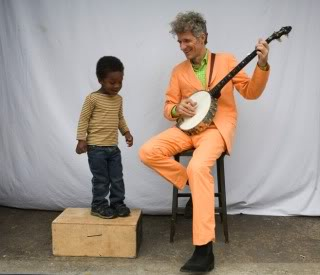 Dan Zanes honors Black History Month with music