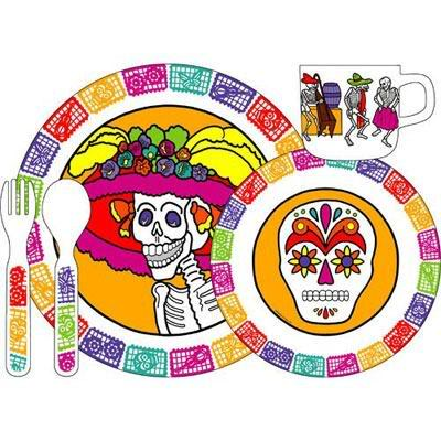 Sugar Skulls to Go With That Sugar Cereal