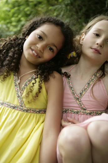 Recessionista tip – 2009 summer clothes will look just as cute on your kids in 2010