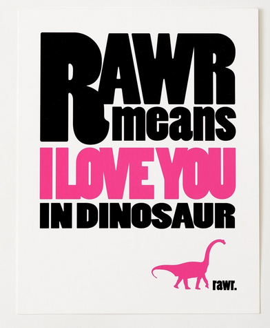 Dinosaur Valentine's gifts that kids will rawr for.