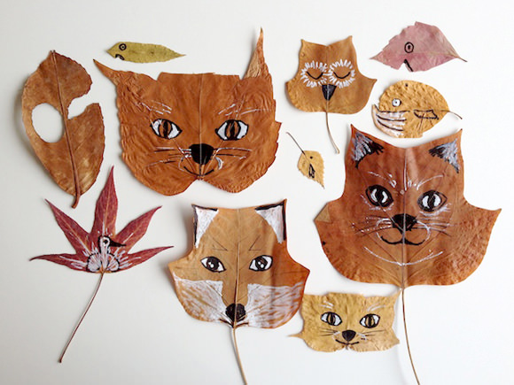 Web Coolness: Fall craft projects for kids, DIY cardboard Halloween costumes, stunning portraits of autism