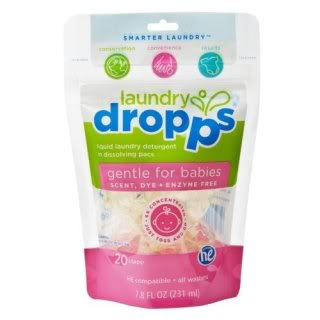 Dropps Baby laundry detergent