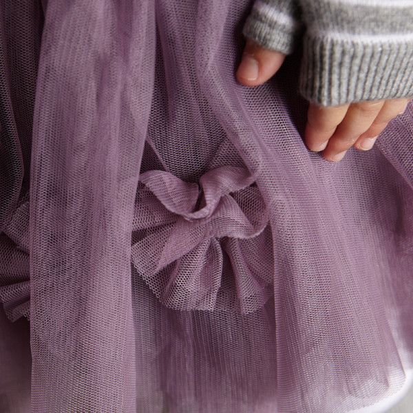 Eden and Zoe Purple Tutu | Cool Mom Picks