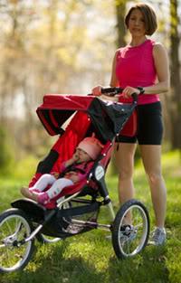 Run Mommy, Run