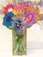 The recession bouquet that doesn't suck