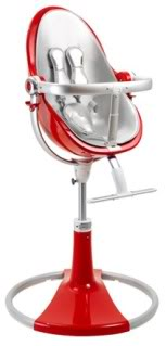 A limited edition designer high chair for those with unlimited designer funds