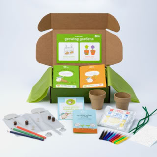 Kiwi Crate: Surprise! Supplies!!!