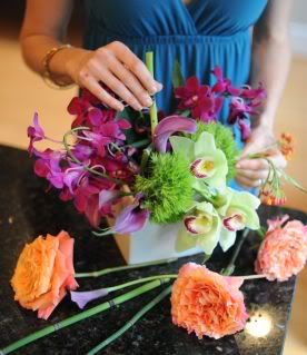 Making your own bouquets look like those pricy ones. You can do it!