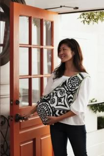 A sling that helps support other babies too