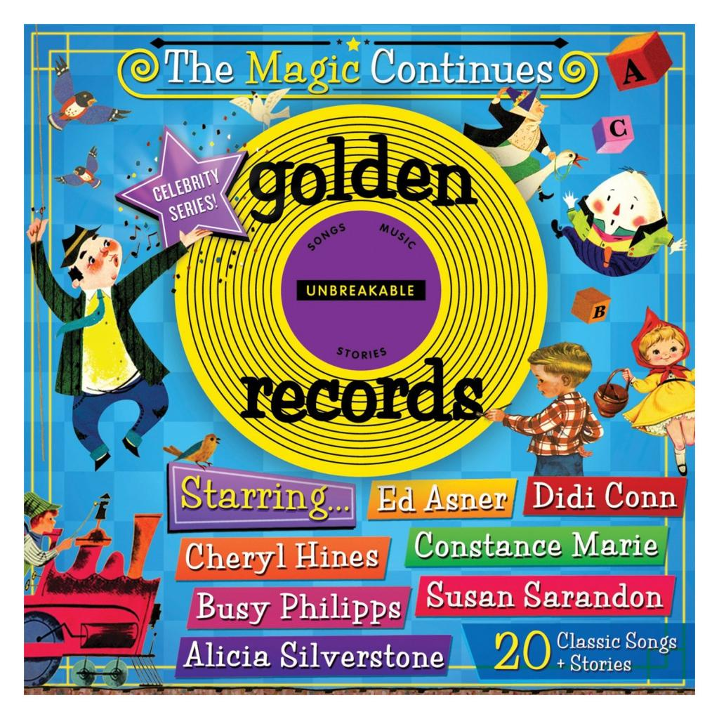 Little Golden Records brings back a tune of nostalgia