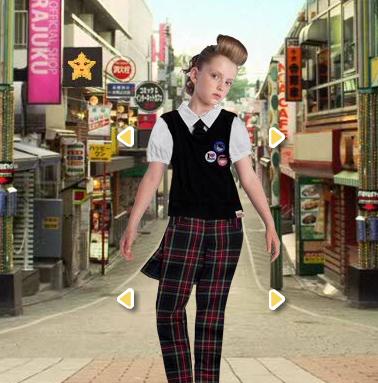 Harajuku Mini for Target launches. Super heart!