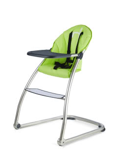 High fashion highchair, hold the high fashion price